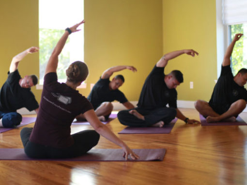 Yoga for Veterans